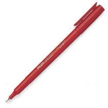Pilot SCA-UF Permanent Marker, Extra Fine, Red