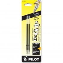 Pilot BRFS2 Dr. Grip Retractable Ball-Point Refill, Fine, Black