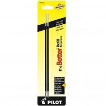 Pilot BRFL2 The Better Refill, Fine, Black