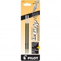 Pilot BRFS2 Dr. Grip Retractable Ball-Point Refill, Medium, Black