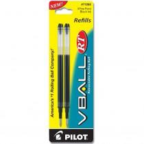 Pilot LB5RR VBall RT Refill, Black, Extra Fine