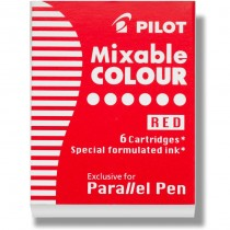 Pilot ICP36 Parallel Pen Refill - Red