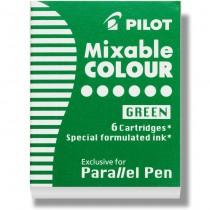 Pilot ICP36 Parallel Pen Refill - Green