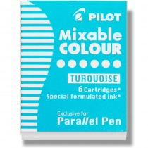 Pilot ICP36 Parallel Pen Refill - Turquoise