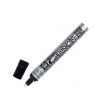 Sakura Pentouch Calligrapher, Med-Silver 5.0mm