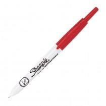 Sharpie Ultra Fine Retractable Marker, Red
