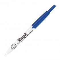 Sharpie Ultra Fine Retractable Marker, Blue