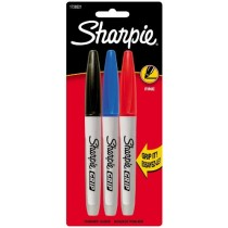 Sharpie Grip 3CD Assorted