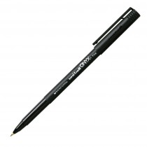 Uni-Ball Onyx R/ball Pen, Fine, Black