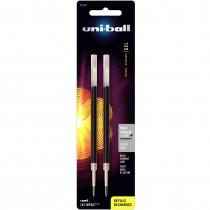 Uni-Ball Gel Impact Refill Black 1.0mm O/S