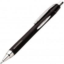 Uni-Ball Jetstream RT Black Bold Roller Ball Pen
