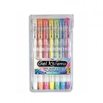 Yasutomo Gel Xtreme Pastel Set, 7 color set