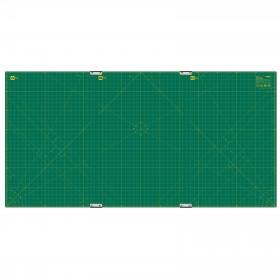 "Olfa RM-CLIPS/3 Continuous Grid Cutting Mat Set 35"" x 70"""