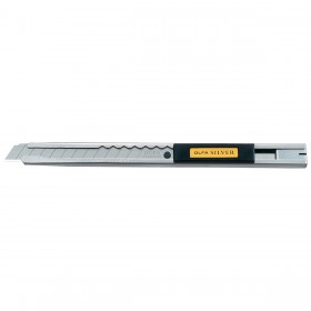Olfa SVR-1 Silver Deluxe Stainless Steel Cutter