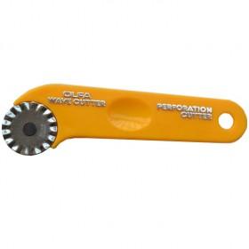 Olfa WAC-1 Wave Cutter 28mm